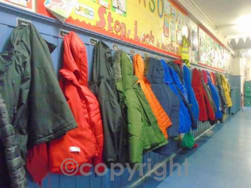 3 Dunlop Primary's colourful image - Jackets 2