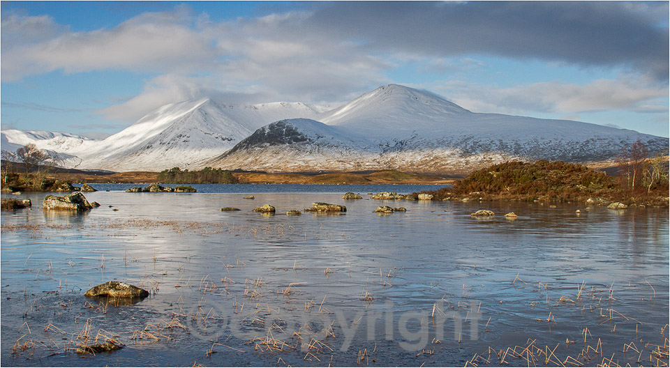 1 Rannoch Icy Morning